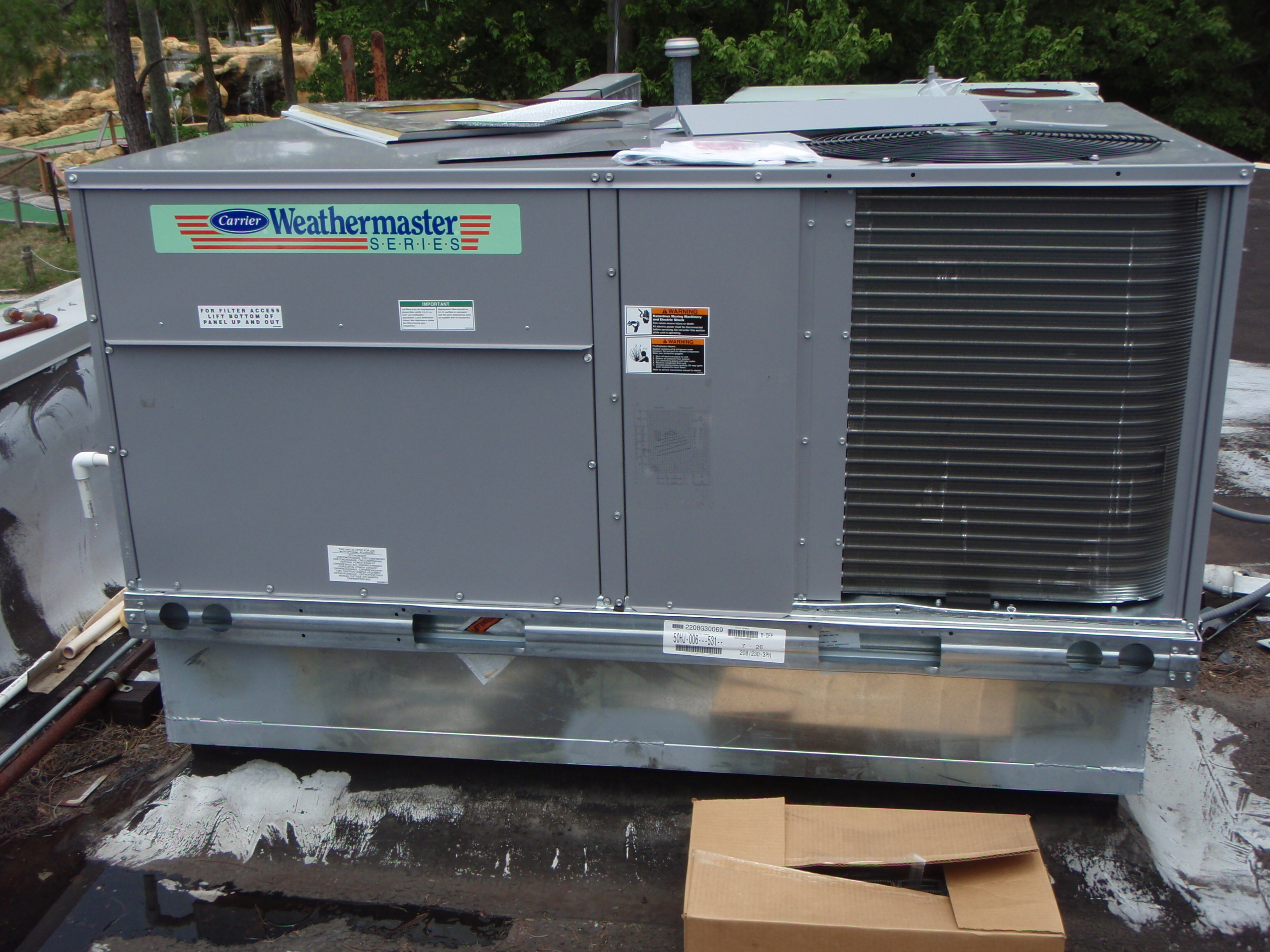 Commercial Air Conditioning Refrigeration Mount Dora