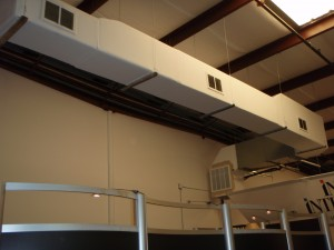 Mount Dora Commercial Ductwork for AC